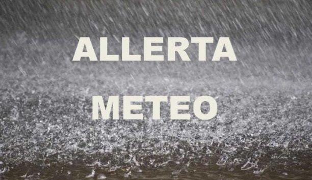 Campania: allerta meteo giallo
