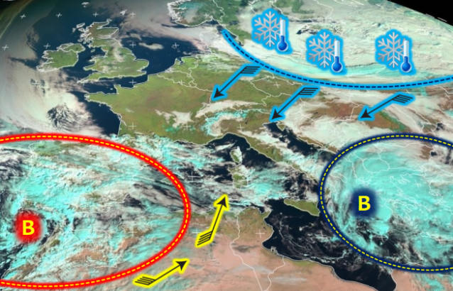 allerta 1 - Allerta meteo in Campania