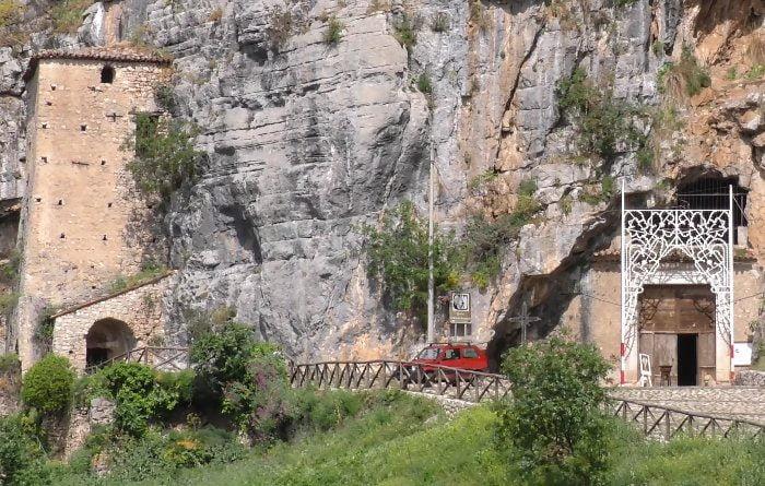 corleto - Un bus nel Cilento - Corleto Monforte / S. Angelo a Fasanella