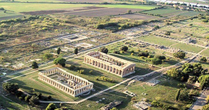 Paestum, tutto pronto per la 5^ Cronometro dei Templi