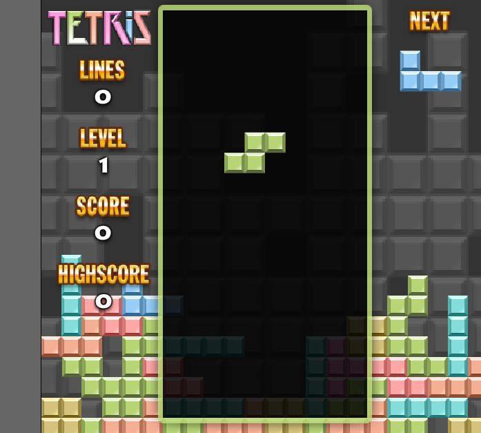 tetris - Giochi - Tetris