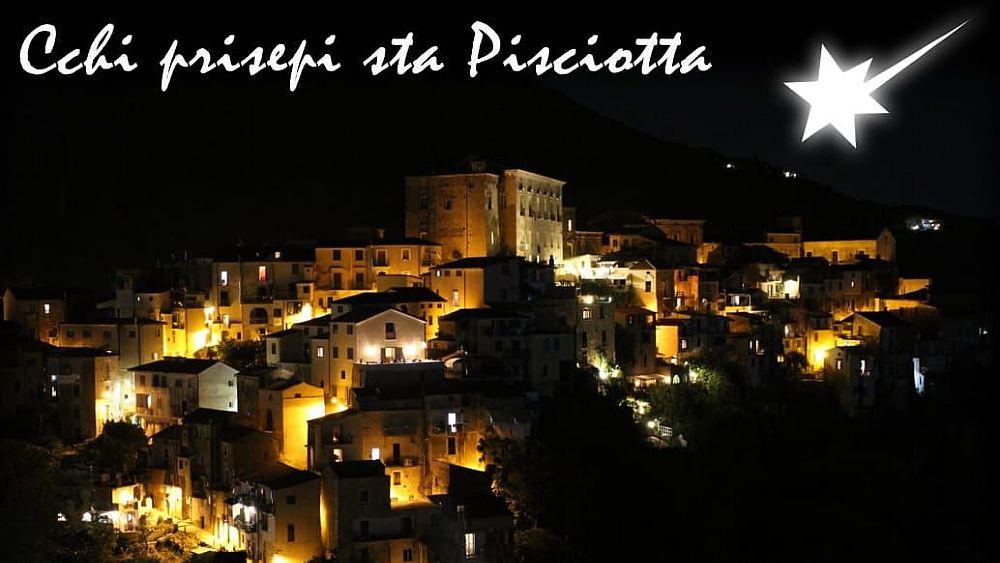 Presepe vivente a Pisciotta