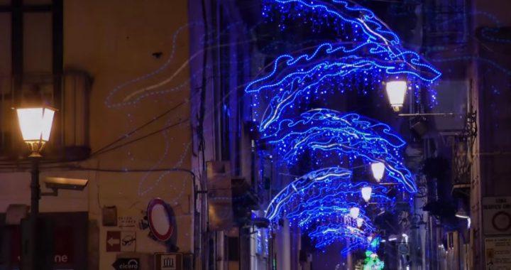 LUCI 1 720x380 - Salerno, tornano le luci d'artista - probabile inaugurazione il 20 novembre 2021