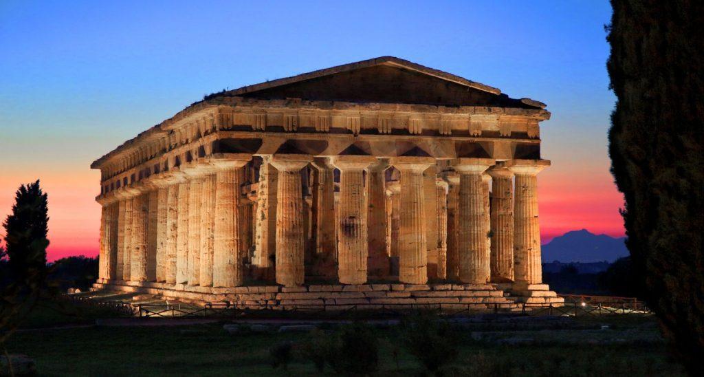 Paestum e Velia aprono di sera