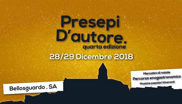 Bellosguardo, Presepi D'autore – dal 28 al 29 Dicembre  2018