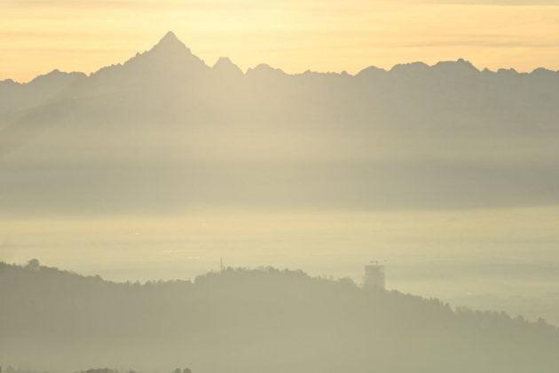 SMOG - Covid, lo studio: smog non favorisce diffusione in aria