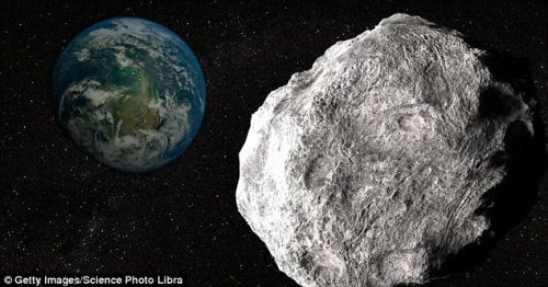 L'asteroide di Natale, ha salutato la Terra in sicurezza.