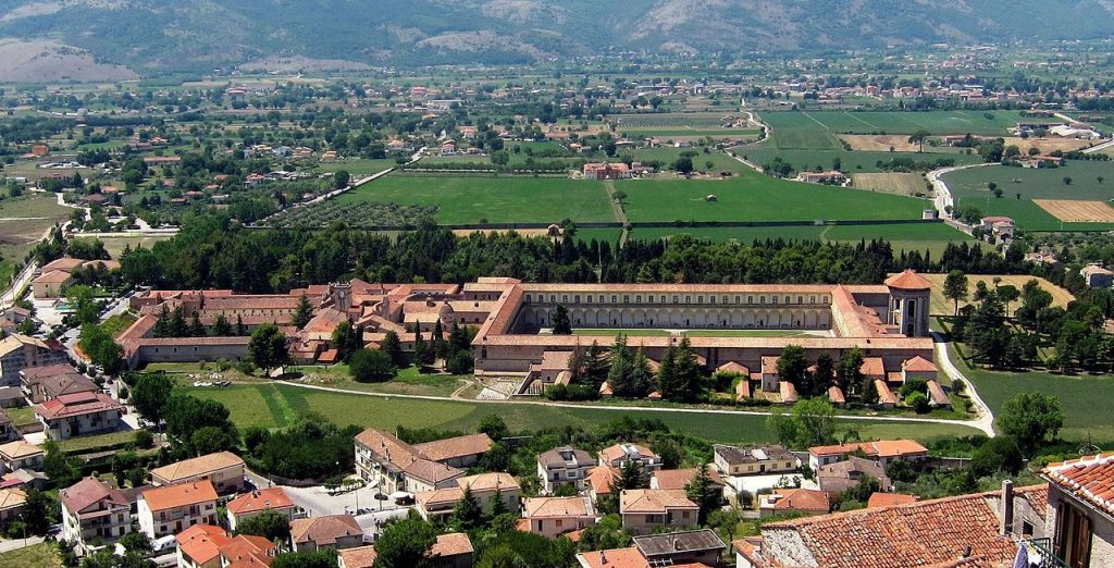 certosa 1024x522 - Padula, continua il ciclo di appuntamenti by night presso la Certosa di San Lorenzo