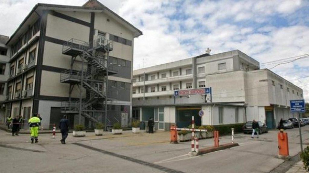 ospedale polla 1024x576 - Polla, due feriti durante i festeggiamenti della vittoria italiana
