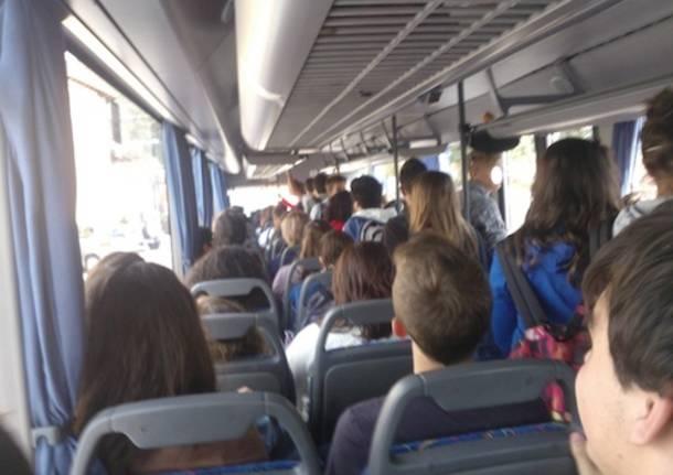 studenti autobus pullman scuola 156542.610x431 - F. I., Marzia Ferraioli: interrogazione al Ministro dei Trasporti e delle Infrastrutture per potenziamento  tratta Battipaglia / Lagonegro