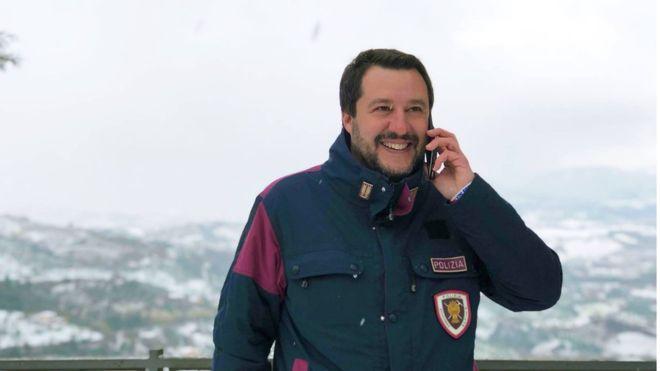 105091343 salvini1 - Salvini in Provincia di Salerno, le sardine non mollano!