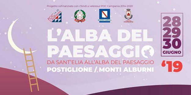 Postiglione, Da Sant'Elia all'Alba del Paesaggio