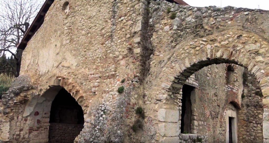 battistero 1024x545 - Intinerari: Padula, il battistero di San giovanni in fonte - video cilentano.it