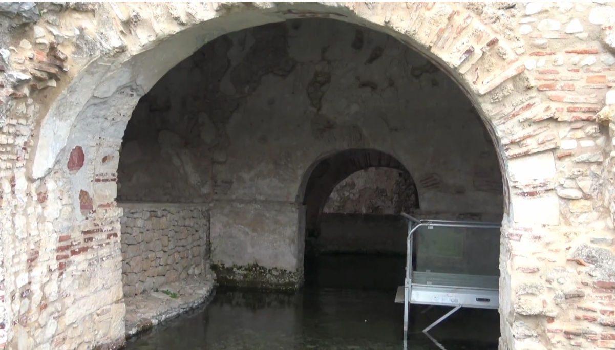 battistero1 - Intinerari: Padula, il battistero di San giovanni in fonte - video cilentano.it