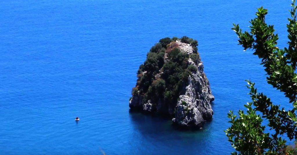 isola del ciniglio 1024x533 - Le spiagge piu' belle del Cilento - Buondormire a Palinuro