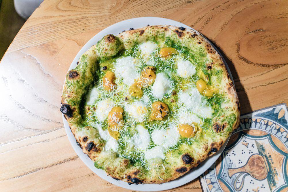 16072019 primulapalinuri creditenzofinizola - DaZero celebra la Primula Palinuri: pizza in edizione limitata.