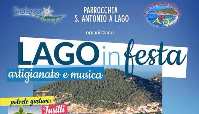 4 Lago in Festa 2019 Lago di Castellabate - Lago di Castellabate, 4° Lago in Festa - 20 Luglio 2019