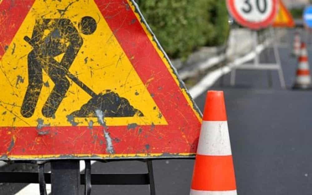 lavori in corso stradali 2 - Cilentana: via ai lavori di pavimentazione