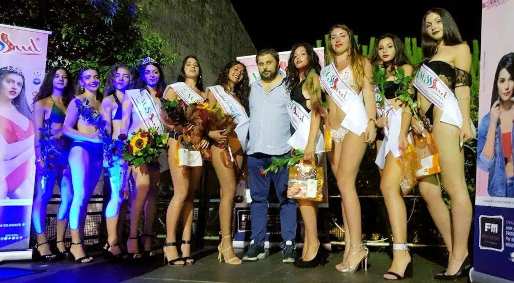 Serre, terza tappa di Miss Sud sabato 3 agosto