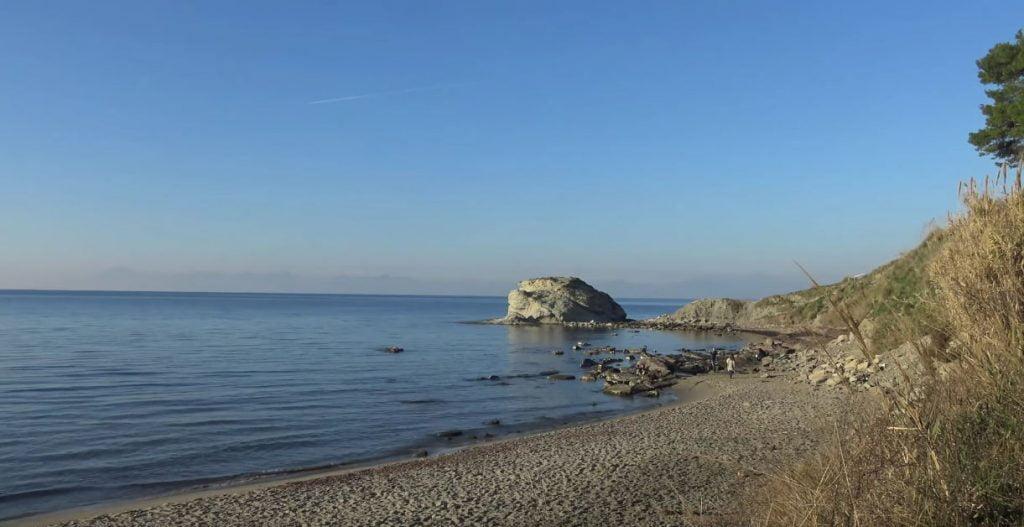 trentova 1024x527 - Agropoli, parte il ripascimento della spiaggia di Trentova