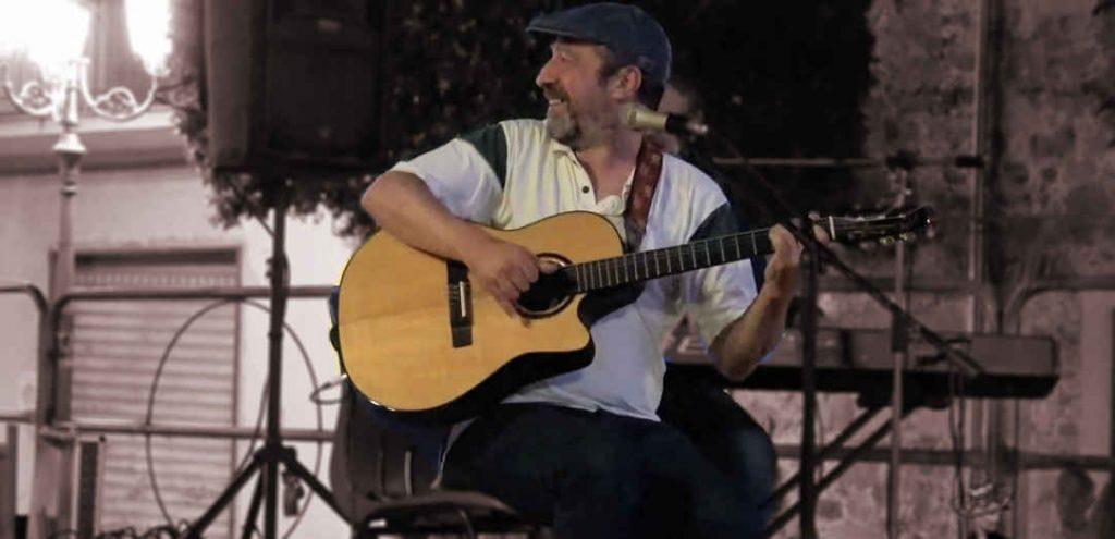 """Angelo Loia in concerto a Torchiara: """"La molletta"""" – luglio 2019"""