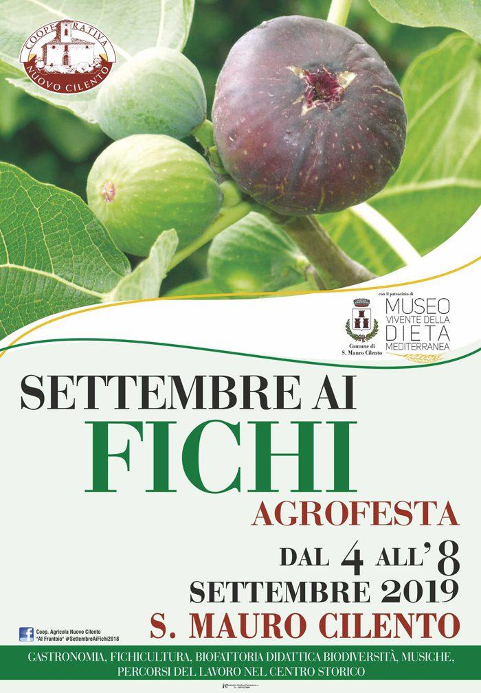 Settembre ai fichi 2019 San Mauro Cilento programma - San Mauro Cilento, Settembre ai Fichi - dal 4 all'8 Settembre 2019
