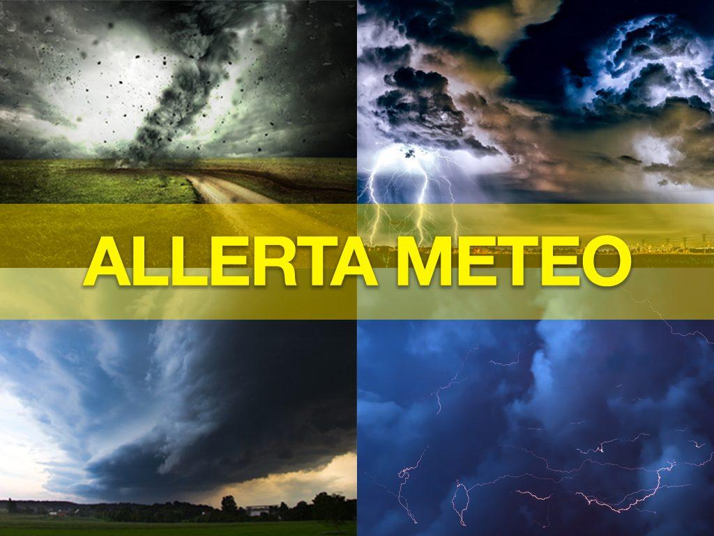 allerta meteo maltempo meteoweb 1024x768 - Protezione Civile Campania, prorogato allerta meteo