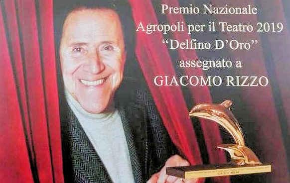"""Agropoli, XIX edizione del Premio nazionale """"Agropoli per il teatro – Delfino d'oro"""" domani 29 agosto 2019"""