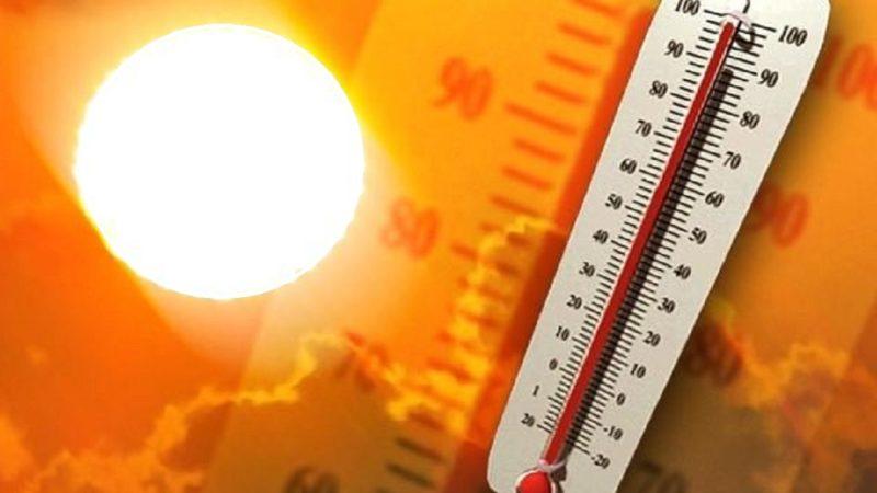 Luglio 2019, il mese piu' caldo degli ultimi 140 anni