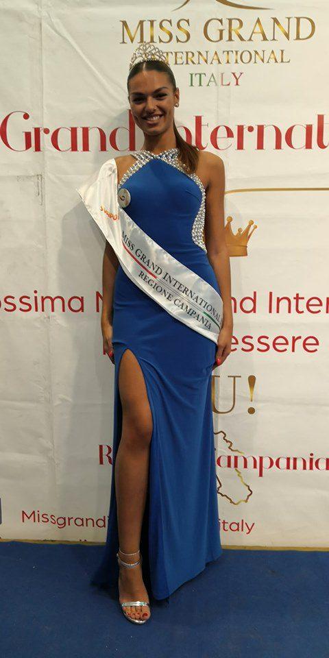 Erika Argenziano miss grand internationale Regione Campania - SCELTE LE 10 RAGAZZE PER LA FINALISSIMA DI MISS GRAND INTERNATIONAL