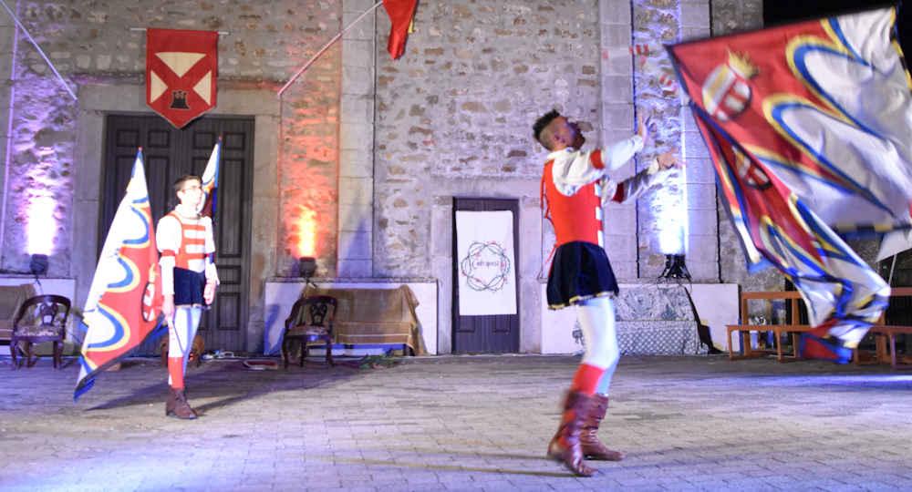 Cilentano.it a Rocca Cilento per la rievocazione storica dei Sanseverino – VIDEO 4K 1/9/2019