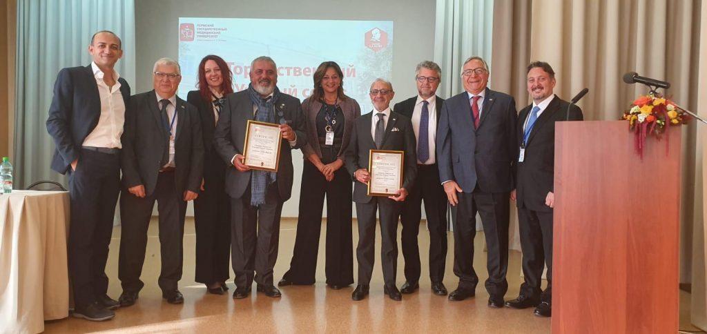 Regione Campania e Russia per le terapie oncologiche