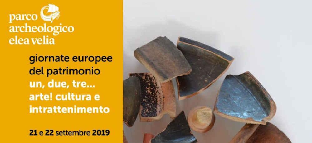 Apertura straordinaria per il Parco Archeologico di Elea Velia – 21 e 22 settembre 2019