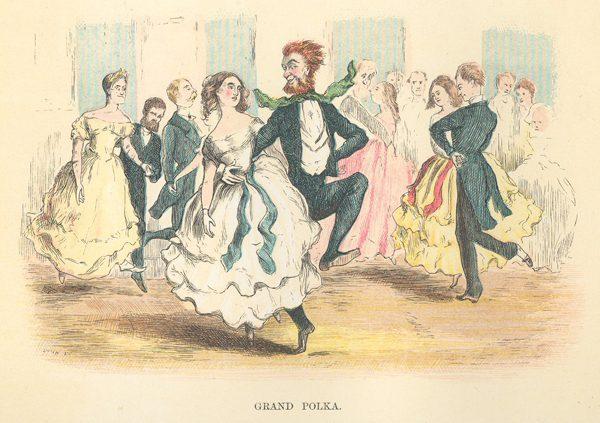 """polka dancers grand polka - Arriva a Torchiara il """"Ballo delle Sirene"""" - 14 settembre 2019"""