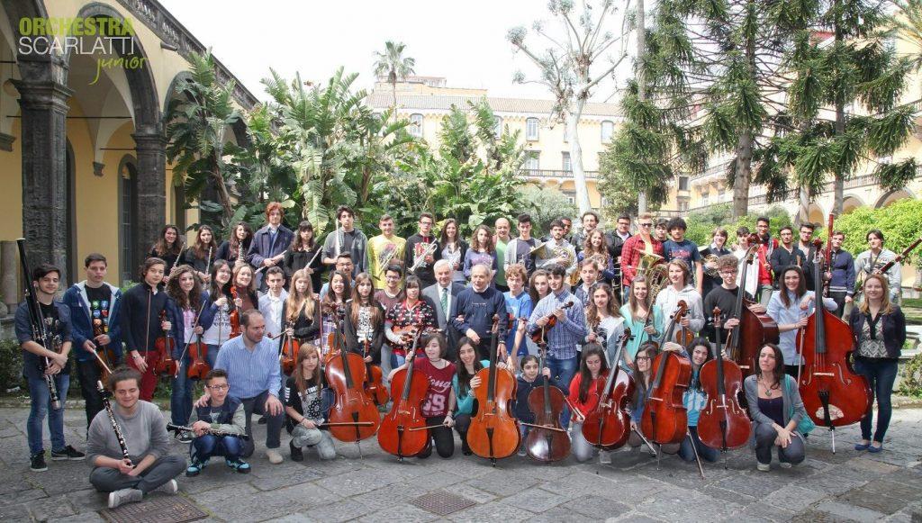 scarlatti junior 4 1024x581 - Camerota, arriva l'Orchestra Scarlatti Junior di Napoli