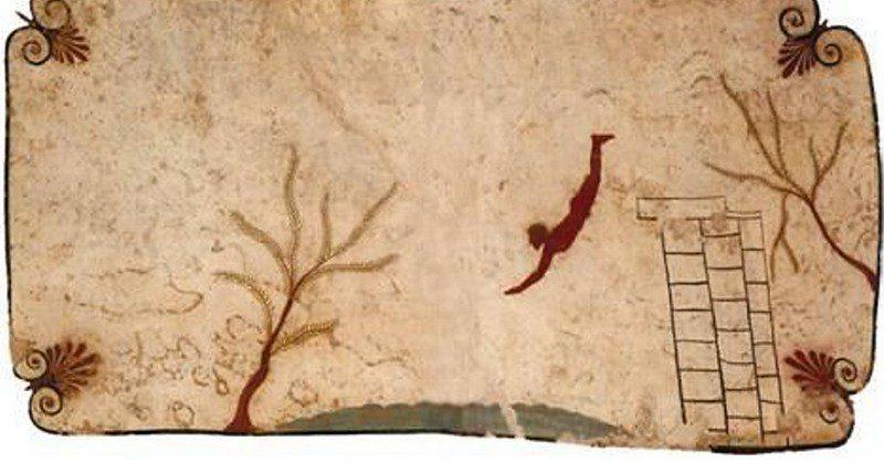 Paestum, nasce l'olio del Tuffatore