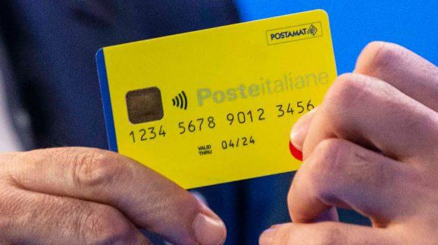 card reddito di cittadinanza 625x350 - Stop al reddito di cittadinanza: bloccate le ricariche alle schede per 100 mila famiglie