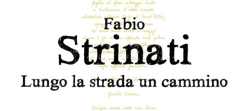 """Anche il Cilento: """"Lungo la strada un cammino"""", il nuovo libro del poeta marchigiano Fabio Strinati"""