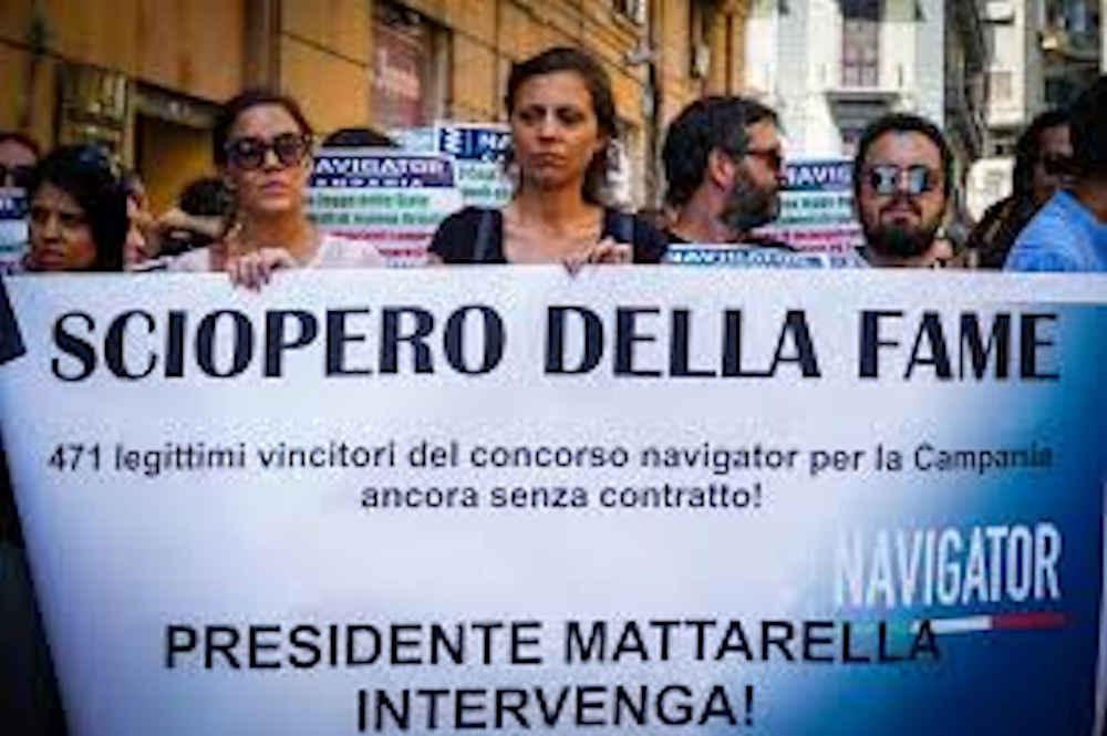 Anniversario Pietrarsa: i navigator campani chiedono un incontro con Mattarella