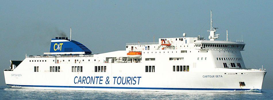 traghetti salerno messina caronte tourist - 2020: Vie del Mare da Salerno alle coste e alle isole