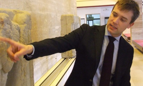 zuchtriegel copertina 500x300 - Paestum, mostra su archeologia e cambiamenti climatici