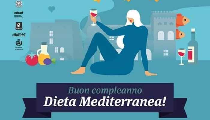 Buon compleanno Dieta Mediterranea 2019 Pollica Cilento - Pollica, Buon compleanno Dieta Mediterranea - dal 15 al 16 Novembre 2019