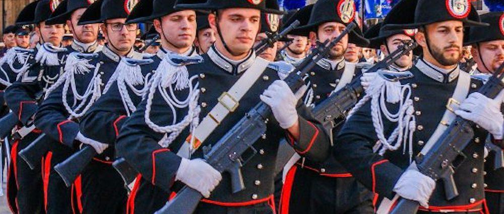 caribi - Sala Consilina, i Carabinieri celebrano la Virgo Fidelis' - 20 novembre