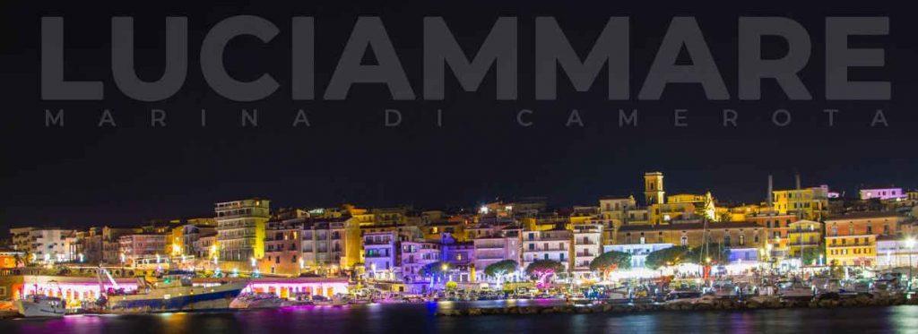 Marina di Camerota, countdown per Luciammare 2019 /2020