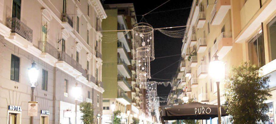 Luci d'Artista Salerno 2019/2020: inaugurazione e novità XIV edizione – (telecamere pronte di cilentano.tv)