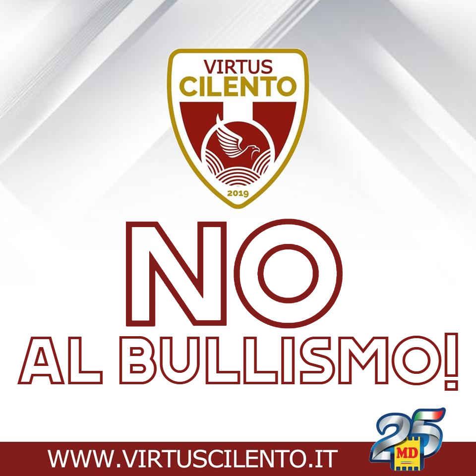 """nobullismo - La Virtus Cilento dice """"NO AL BULLISMO"""""""