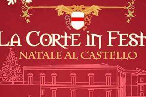 """Teggiano, arriva la """"La Corte in Festa – Natale al Castello"""""""