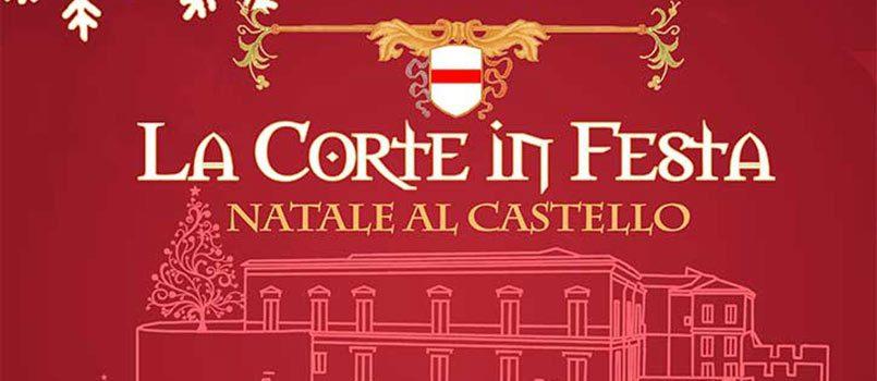 """teggiano natale - Teggiano, arriva la """"La Corte in Festa - Natale al Castello"""""""