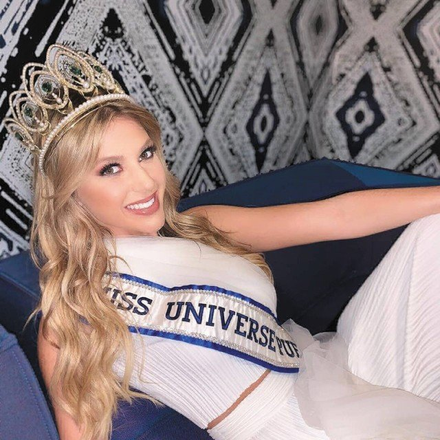 Madison Anderson insta 640x640 - Miss Universo 2019: vince la la sudafricana Zozibini Tunzi