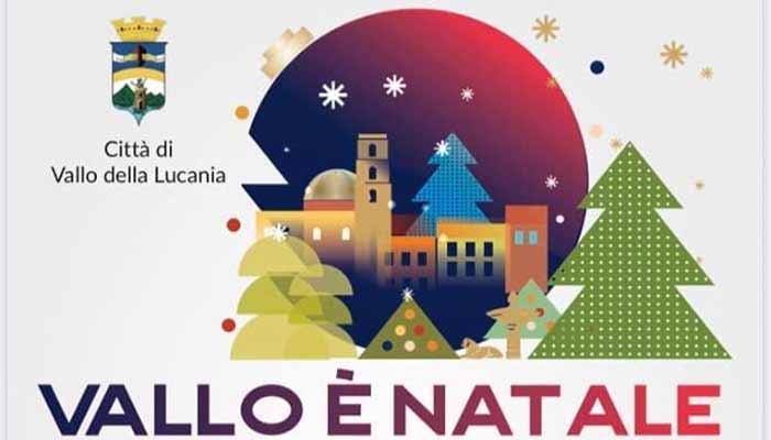 Vallo della Lucania, il programma completo del Natale Vallese – dal 6 dicembre al 6 gennaio 2019
